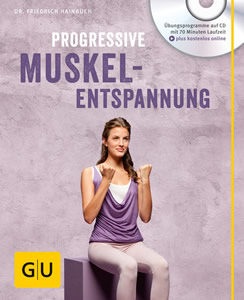 friedrich hainbuch progressive muskelentspannung bei yoga b cher. Black Bedroom Furniture Sets. Home Design Ideas